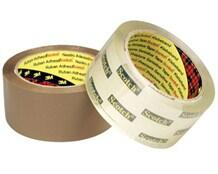 Emballage tape 50mm brun